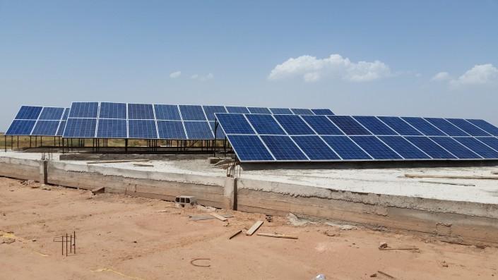 panneaux solaires Marrakech