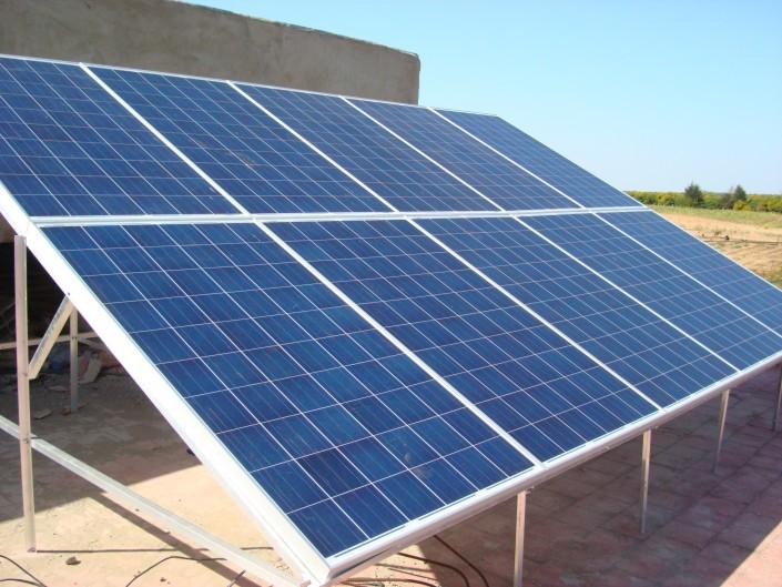 Panneaux solaires Khemisset